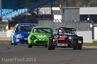 Birkett 6 Hour, Silverstone, October 2012