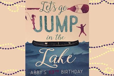 2018-05-12 Abby's 13th Birthday