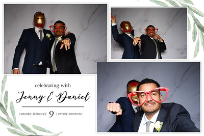Jenny and Daniel's Wedding