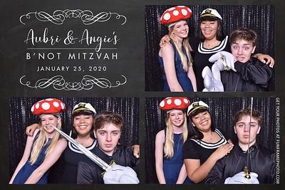 Aubri & Angie's B'not Mitzvah