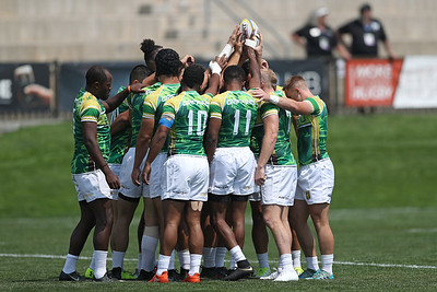 Southern California Griffins Rugby Men 2018 Rugbytown 7's