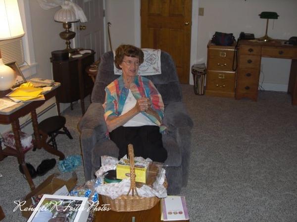 Mum's 90th