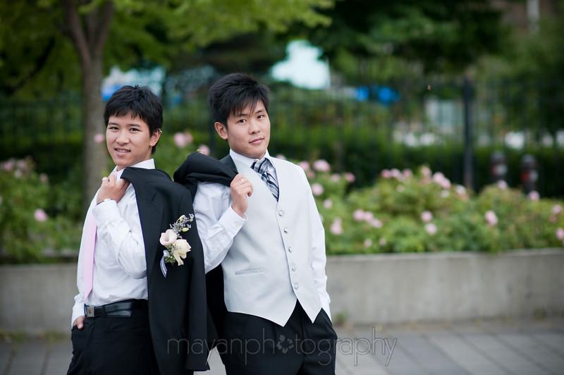 Wedding Party - Aug 7 09