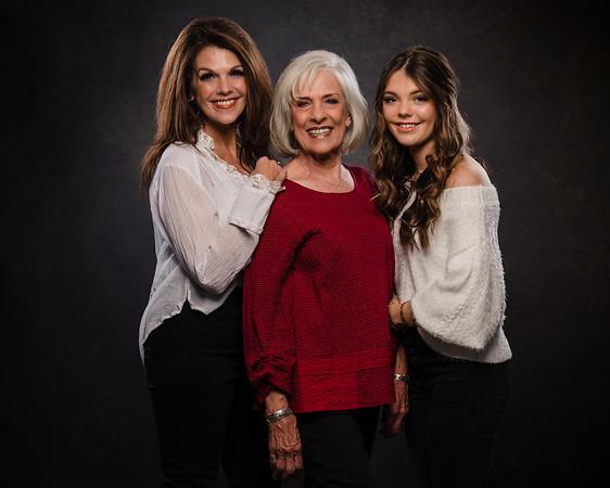 Traci P. family