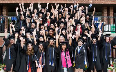 Aurora University Graduation - May 8, 2016