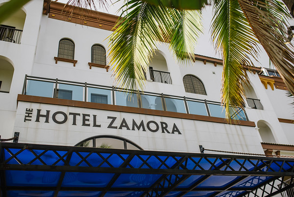 Hotel Zamora Birthday Celebration