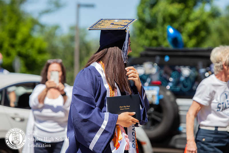 Dylan Goodman Photography - Staples High School Graduation 2020-156.jpg