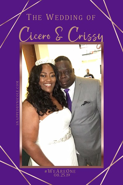 Cicero & Crissy 8.25.19
