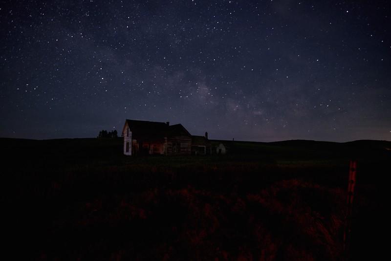 Weber House, Milky Way