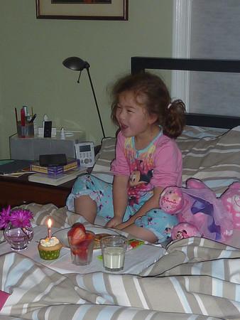 Olivia is 6