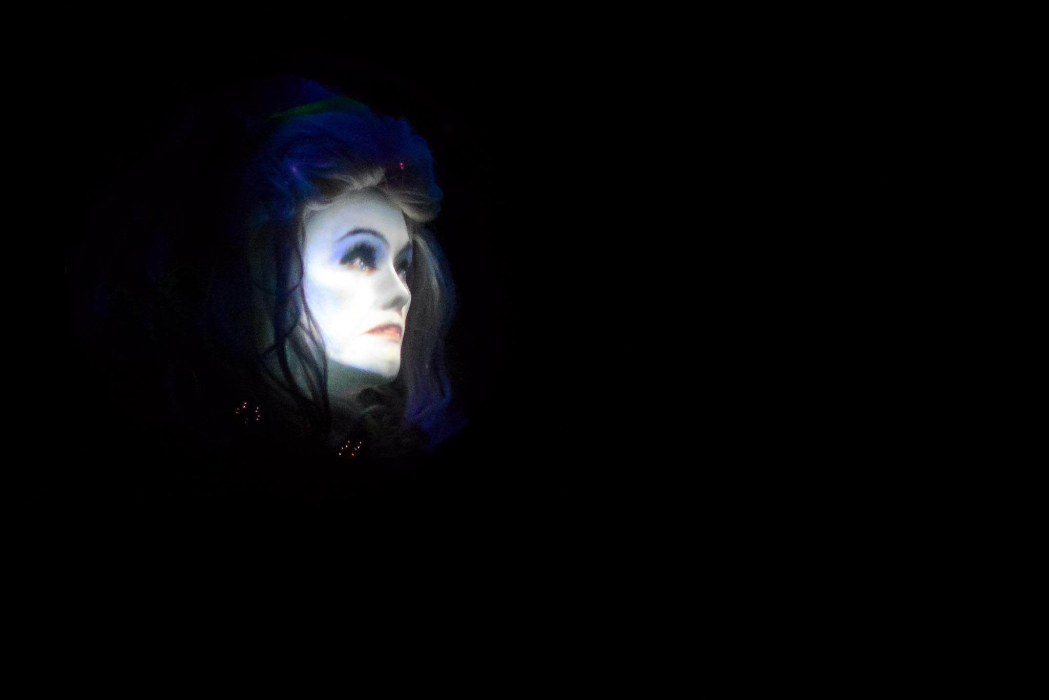Madame Leota Again - Walt Disney World Magic Kingdom