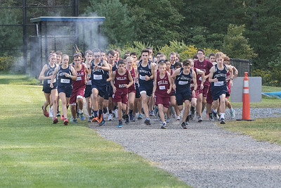 Medway HS XC, Fall 2017