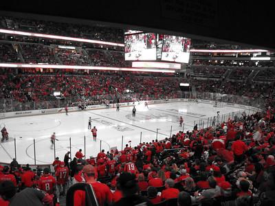 Caps vs Flyers (0/2) (April 13, 2008)