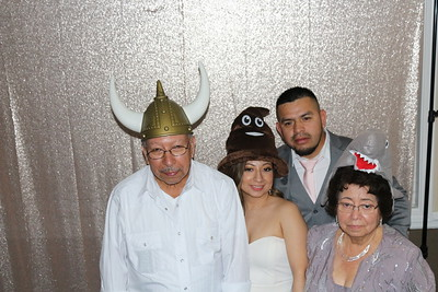 Angelica & Leopoldo Photo Booth