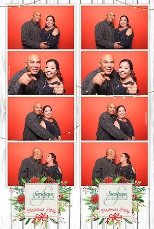 Saratoga Homes Christmas Party