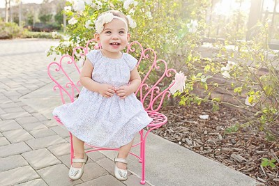 Audrina's 1yr session