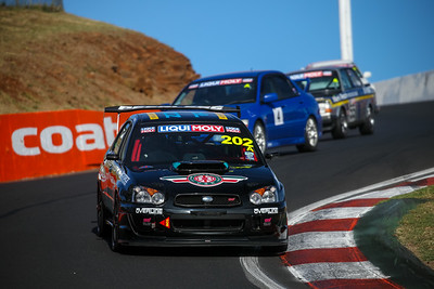 Challenge Bathurst 2019 Regularity Sunday Part 1