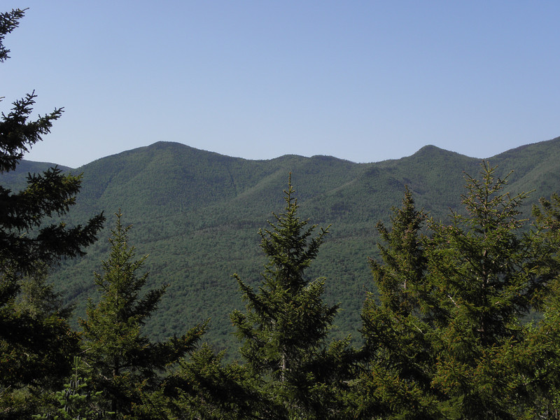 East and Middle Scar Ridge