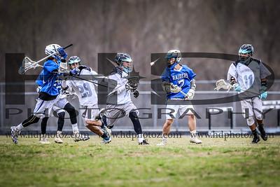 Huntingtown vs Leonardtown, JV 4-7-17