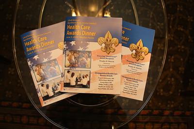 Health Care Awards Dinner 2015