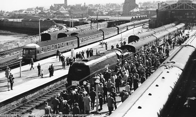 R.C.T.S.  Plymouth Railway Circle The Cornubian 3rd May 1964