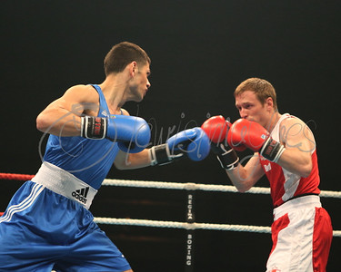 David Gauthier(Can) vs Joe Cordina(Wales)