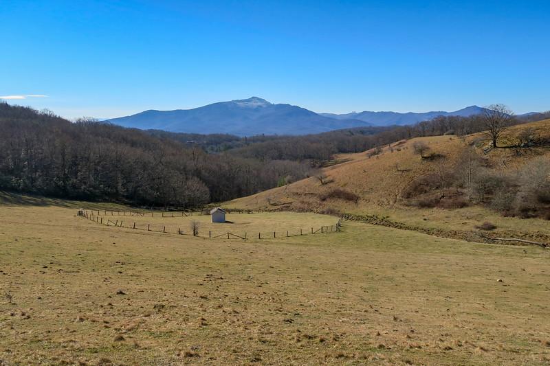 Flat Top Mountain Lookout - Moses Cone Memorial Park  (5.7 miles; d=7.00)