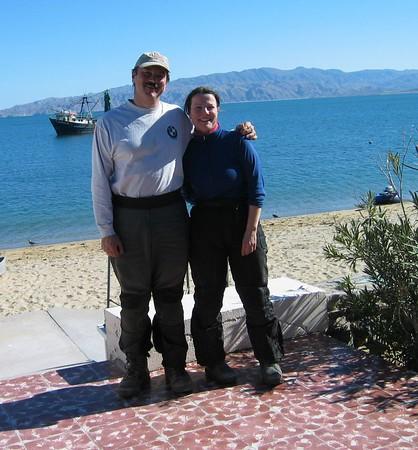 Baja Bryan and Paula