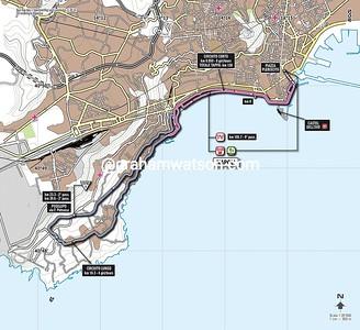 Giro d'Italia Stage 1: Naples > Naples, 130kms