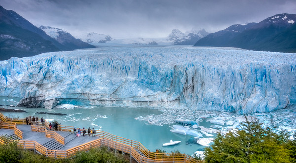 Perito Moreno requests