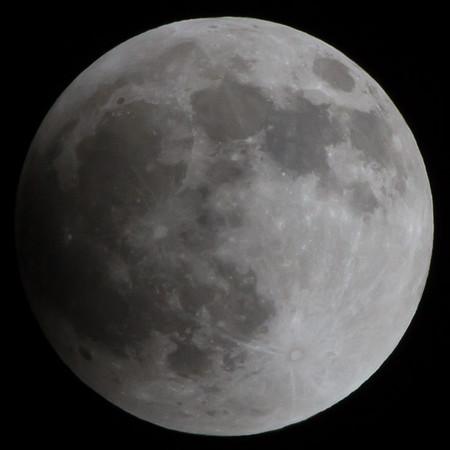 Lunar Eclipse - Apr 15, 2014