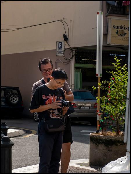 Sunday Morning Photowalk with Ripi, Azul and Robin