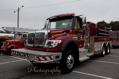 June 11, 2011, Glassboro Fire Co. Housing Ladder 26-16