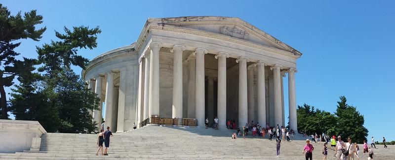 Panoramic Images Around D.C.