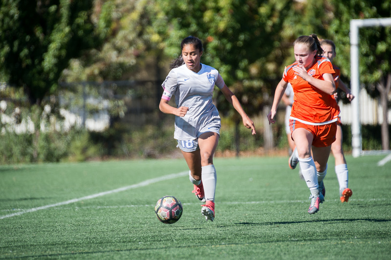 11/04/17 - Pleasanton Rage @ San Juan ECNL (03 Girls U15)