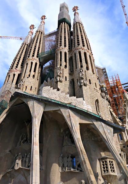 Sagrada Familia - TouristSite