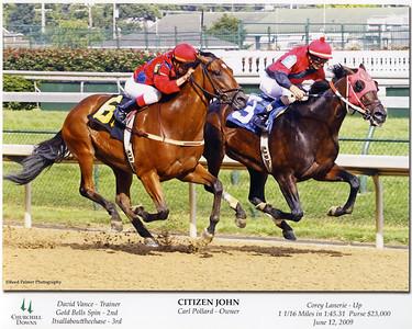 CITIZEN JOHN - 6/12/2009