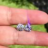 4.08ctw Old European Cut Diamond Pair, GIA I VS2, I SI1 7