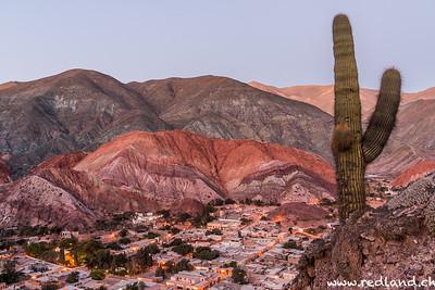 Chile - Argentinien Norden