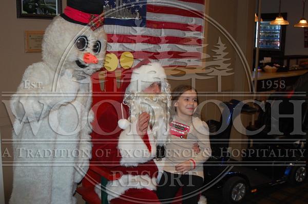 December 5 - Santa Visit!