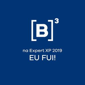 B3 | Expert XP 2019 - 06/07