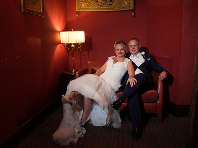 Julie & Richard - Hatherley Manor Hotel