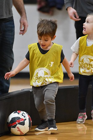 Itty Bitty Soccer-All Stars~2/28/19
