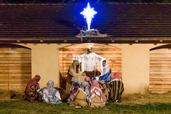 Living Nativity Potpourri