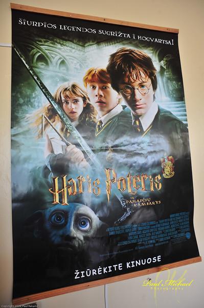 Haris Poteris.  Harry Potter.