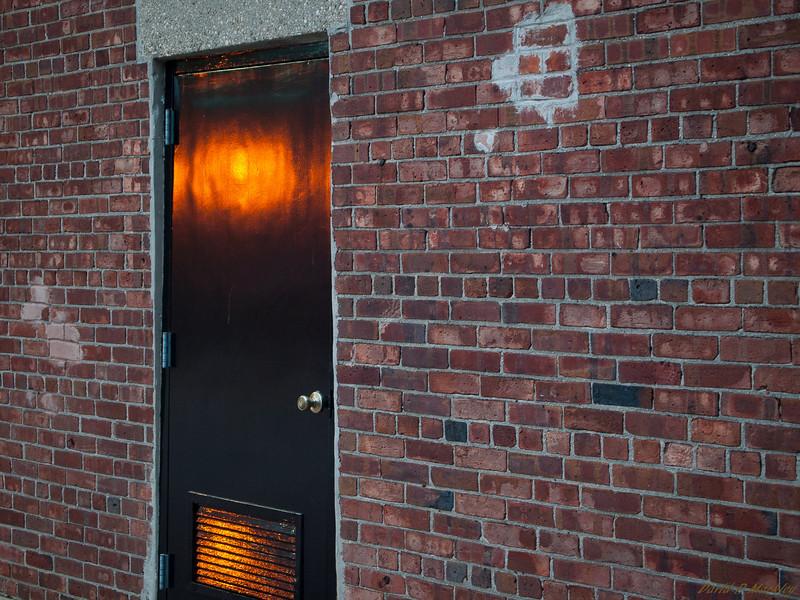 Sunset Door