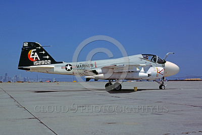 US Marine Corps Grumman A-6 Intruder Military Airplane Pictures