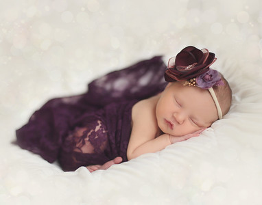 Madison Grace's Newborn Session