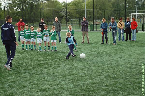 Frisia F4 - Zeerobben F3 (7-0)