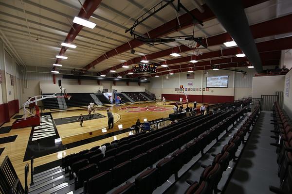 Warriors vs GLCC –Opening of Garth Pleasant Arena